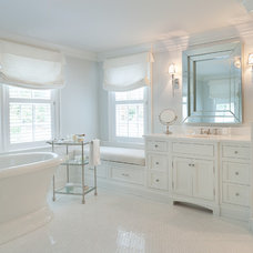 Traditional Bathroom by Wright Building Company