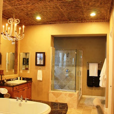 Traditional Bathroom by Zuniga Interiors