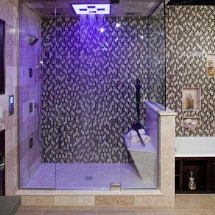 Idee per una stanza da bagno tradizionale