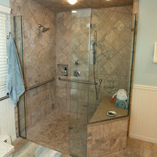 Traditional Bathroom by Remodeling Concepts LLC