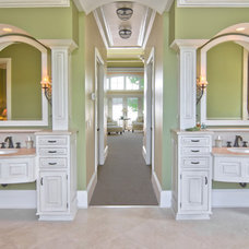 Traditional Bathroom by DCI Home Resource