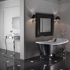 Traditional Bathroom by Elegant Additions