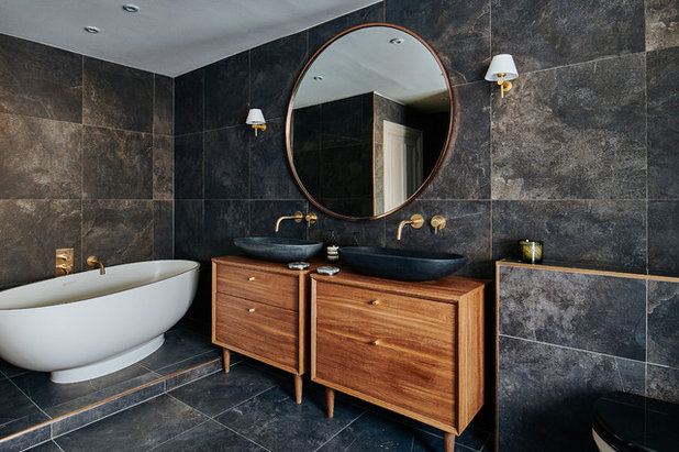 Contemporary Bathroom by G-something London