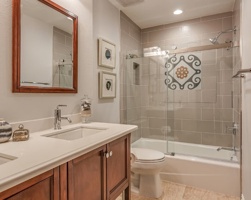 Bathroom Design Ideas Remodels Amp Photos With An Alcove Tub