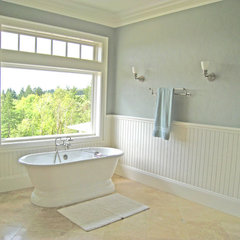 traditional bathroom by Kirstin Havnaer, Hearthstone Interior Design, LLC