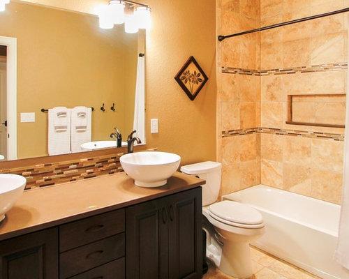Bathroom Design Denver Denver Broncos Shower Curtain Bathroom Design Ideas  Renovations Photos With Wood Cabinets