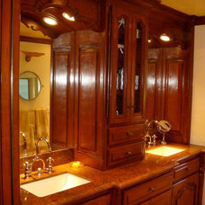 Traditional Bathroom by The French Tradition