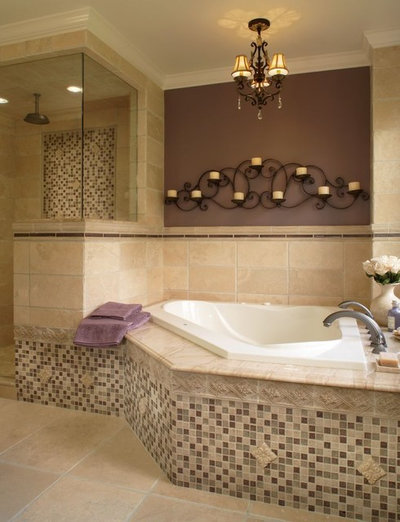 Traditional Bathroom by Xstyles Bath + More, Inc.