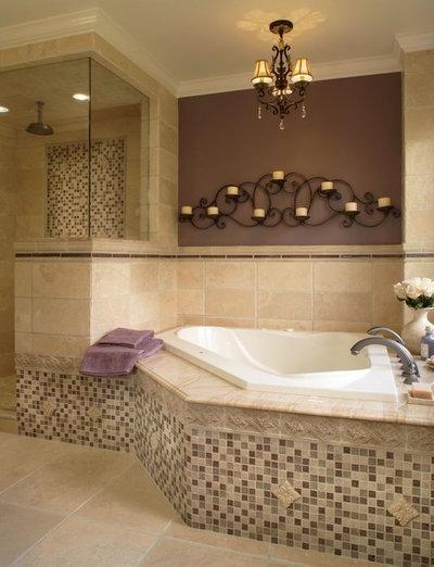 American Traditional Bathroom by Xstyles Bath + More, Inc.