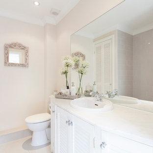 Traditional family bathroom