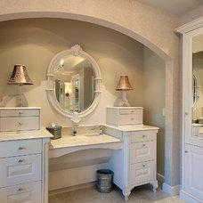 Traditional Bathroom by Abruzzo Kitchen & Bath