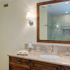 Traditional Bathroom by Finesse, Inc.