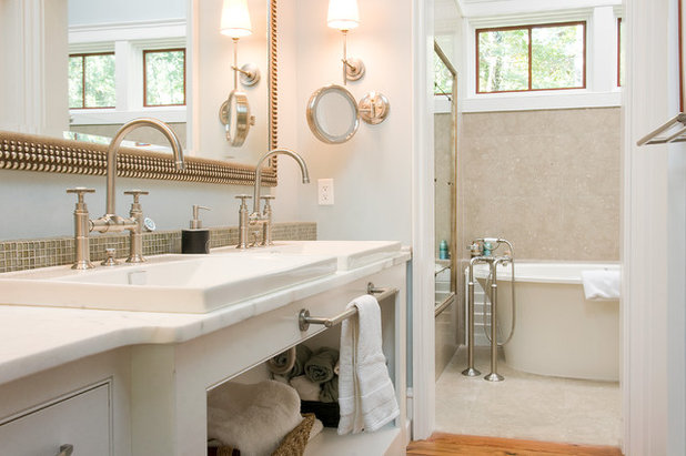 Traditional Bathroom by J.Banks Design Group