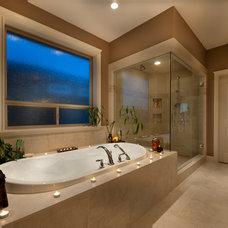Traditional Bathroom by Bellamy Homes