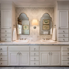 Traditional Bathroom by Projects by Giffin & Crane