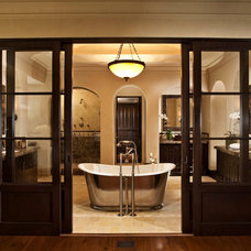 Traditional Bathroom by RDM General Contractors
