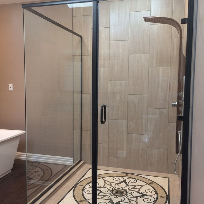 Decorative Shower