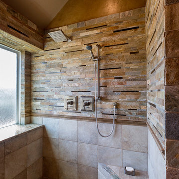Traditional Kitchen and Baths Remodel