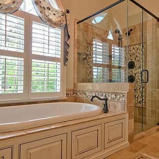Trendy Atlanta TerraCotta Tile Bathroom Design Ideas Pictures - Bathroom design atlanta