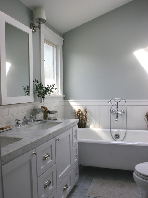 Sherwin Williams Lazy Gray Houzz : e6c1b1bd0d9913922327 w500 h666 b0 p0 traditional bathroom from www.houzz.com size 500 x 666 jpeg 34kB