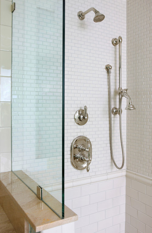 Anyone Know Of White Subway Tile In Two