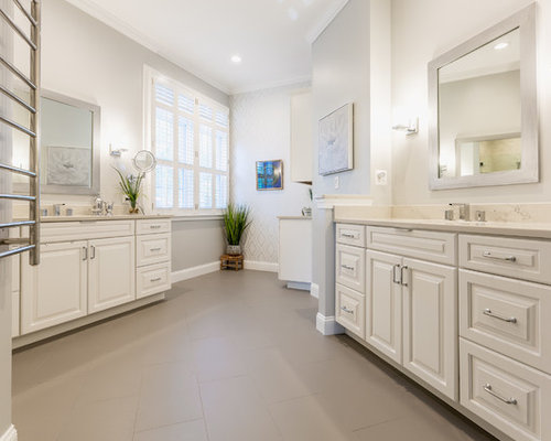 Traditional Master Bathroom Remodel In Leesburg VA - Bathroom remodeling leesburg va