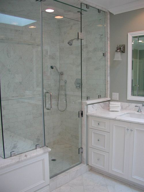 Traditional Master Bathroom Houzz