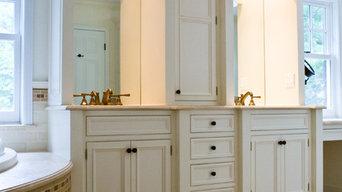 Traditional Master Suite Bathroom