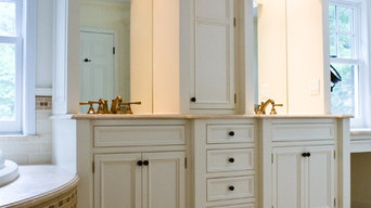 Traditional Master Suite Bathroom