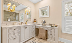 Traditional Master Suite Renovation
