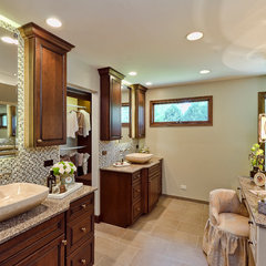 traditional bathroom by Ashley Avery, Insignia Kitchen and Bath