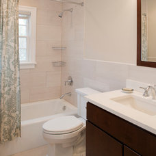 Traditional Bathroom by ALL Design