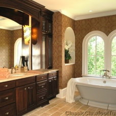 Traditional Bathroom by Classic Clawfoot Tubs