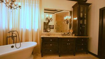 Traditional - Romantic Bathroom Remodel