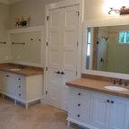 Modern Farmhouse Farmhouse Bathroom Austin By