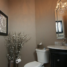Traditional Bathroom by Create Your Space Design