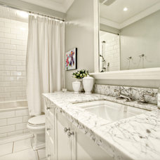 Traditional Bathroom by Rockwood Custom Homes