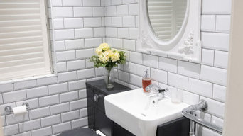 Traditional Style Ensuite
