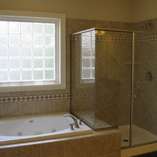 Traditional Bathroom by Lauren Homes of SC, Inc.