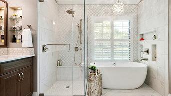 Traditional Tarpon Springs Bathroom