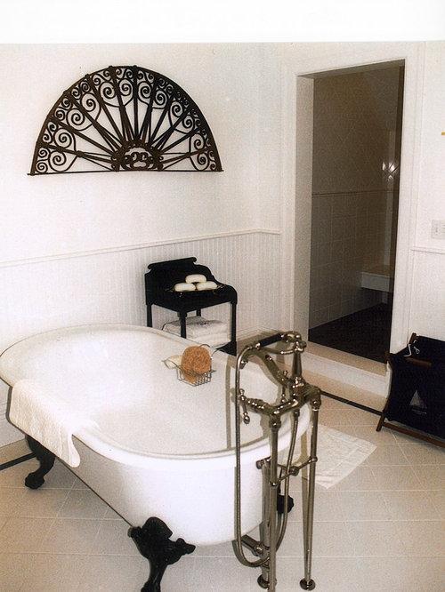 traditional bath design ideas