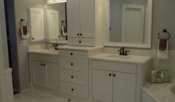 Traditional White Bathroom Remodel