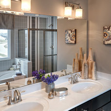 Contemporary Bathroom by Mary Cook