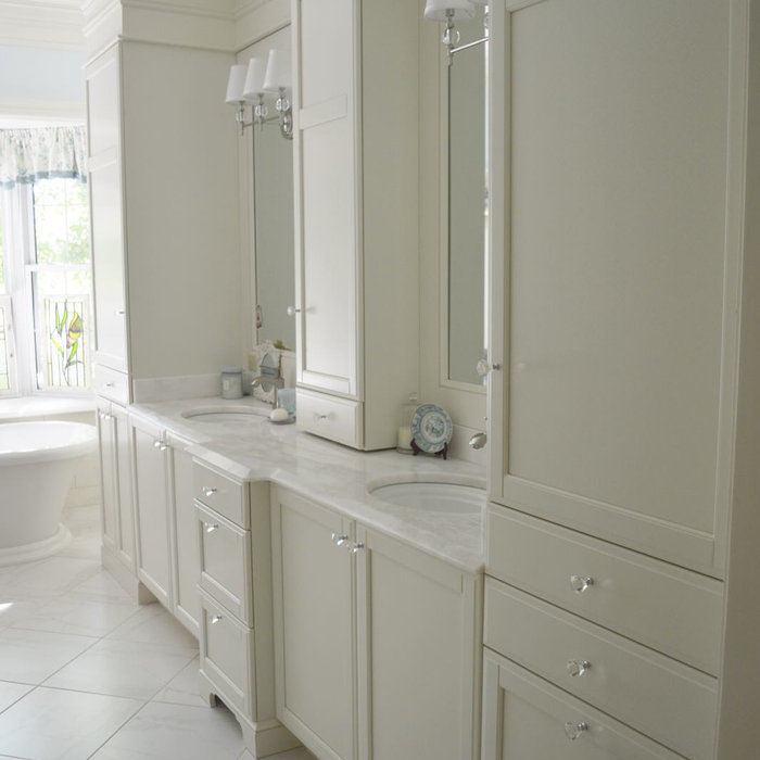 Tranquil Master Bath Remodel