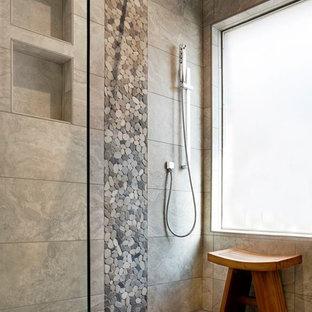 Неиссякаемый источник вдохновения для домашнего уюта: ванная комната в восточном стиле
