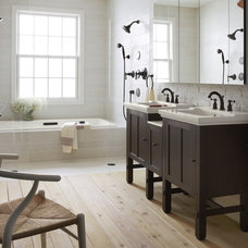 Transitional Bathroom by Kohler