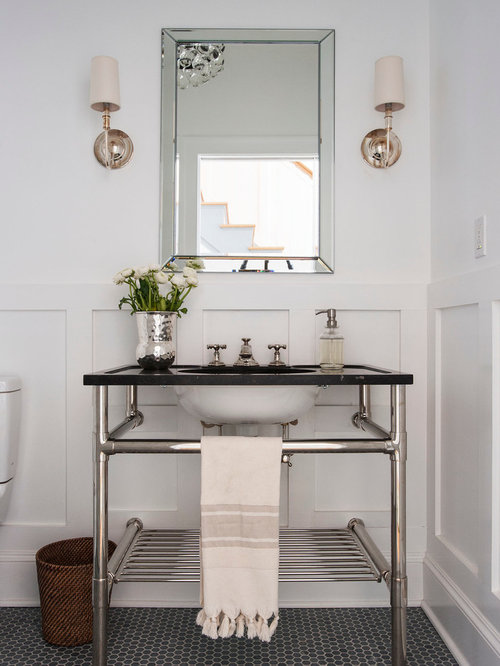 white wainscoting bathroom bathroom wainscoting houzz 15165