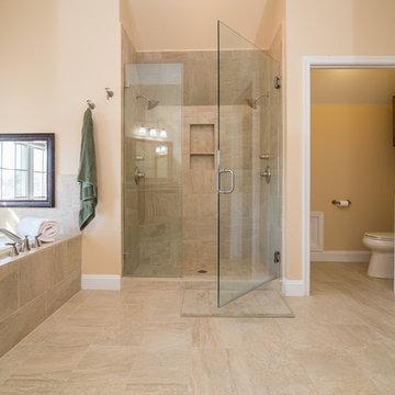 Transitional Bathroom Beauty