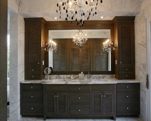 Custom Bathroom Vanities Tampa master bath cabinet | houzz