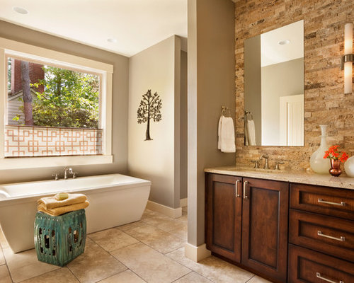 Stone Wall Tile Photos. Stone Wall Tile Ideas  Pictures  Remodel and Decor